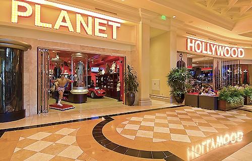 Food Planet Hollywood Las Vegas Food Ideas